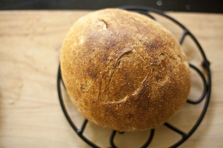 Baking bread in a crock pot? I'll have to try it!