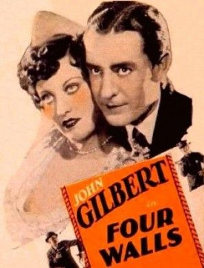 Four Walls (1928) John Gilbert, Joan Crawford