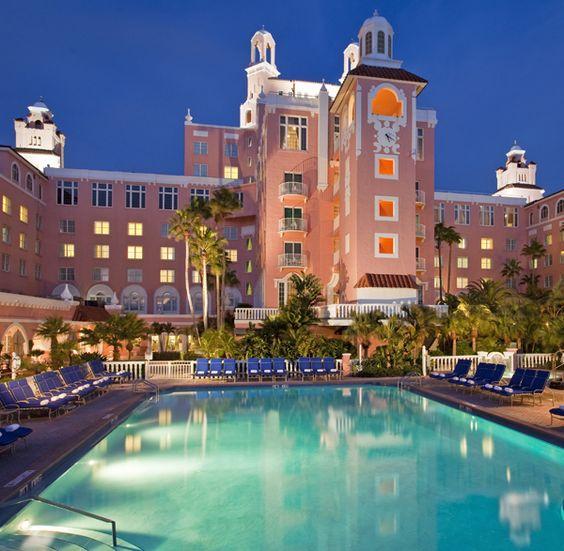Loews Don CeSar Hotel, St. Pete Beach | floridatravellife.com