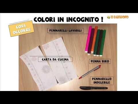 Colori In Incognito Youtube In 2020 Incognito Tutorial Youtube