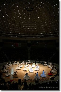 Whirling Dervishes in Konya #Rumi #Mevlana