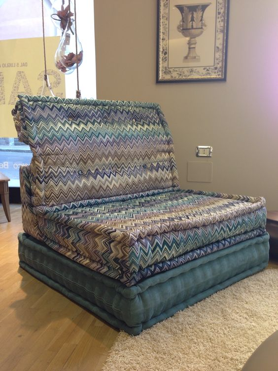 Divano mah jong con doppia seduta schienale for Mah jong divano