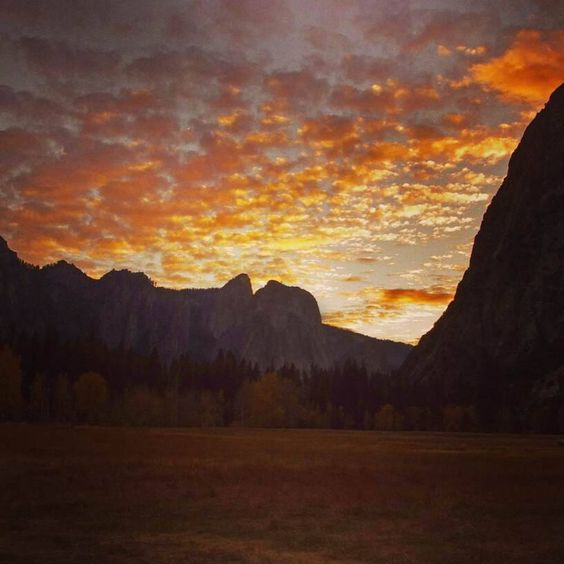 #Yosemite National Park Is On Instagram #NoFilter