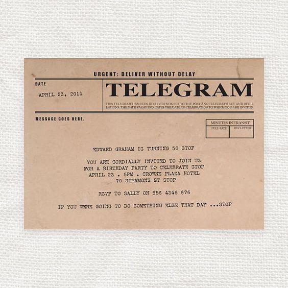 Telegram Design Invite