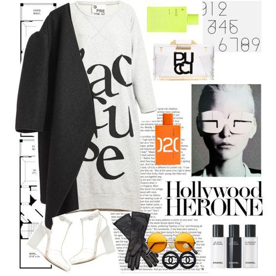 """Hollywood Heroine"" by naturalbornstyler on Polyvore"