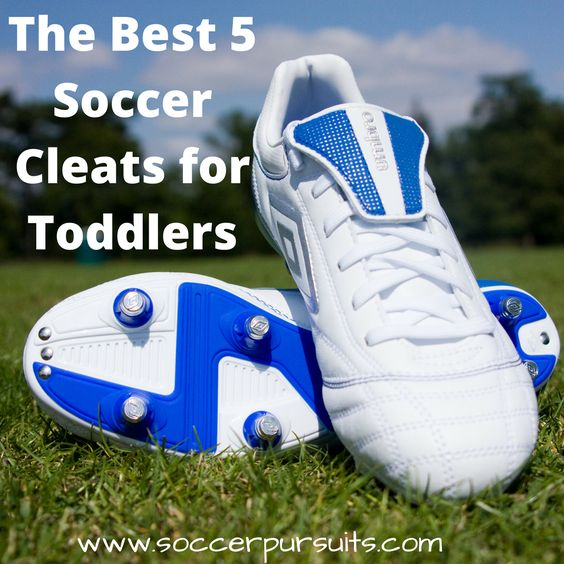 Find the best soccer cleats for toddlers today - even if you don't know where to…