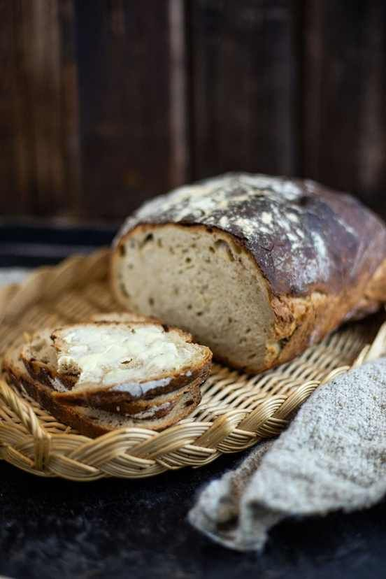 Knuspriges Schwarzbier Brot Rezept Rezept Mit Bildern Brot Backen Brot Rezept Rezepte