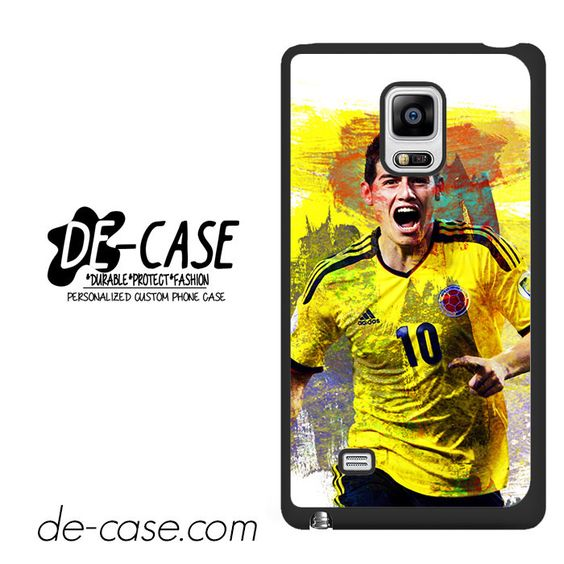 James Rodriguez Football Player DEAL-5789 Samsung Phonecase Cover For Samsung Galaxy Note Edge