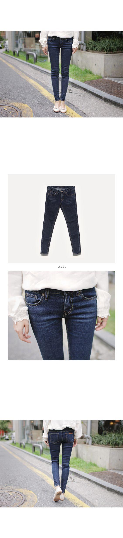 ウォッシングスリムフィットジーンズ・全2色パンツ・ジーンズ|大人のレディースファッション通販 HIHOLLIハイホリ [トレンドをプラスした素敵な大人スタイル]