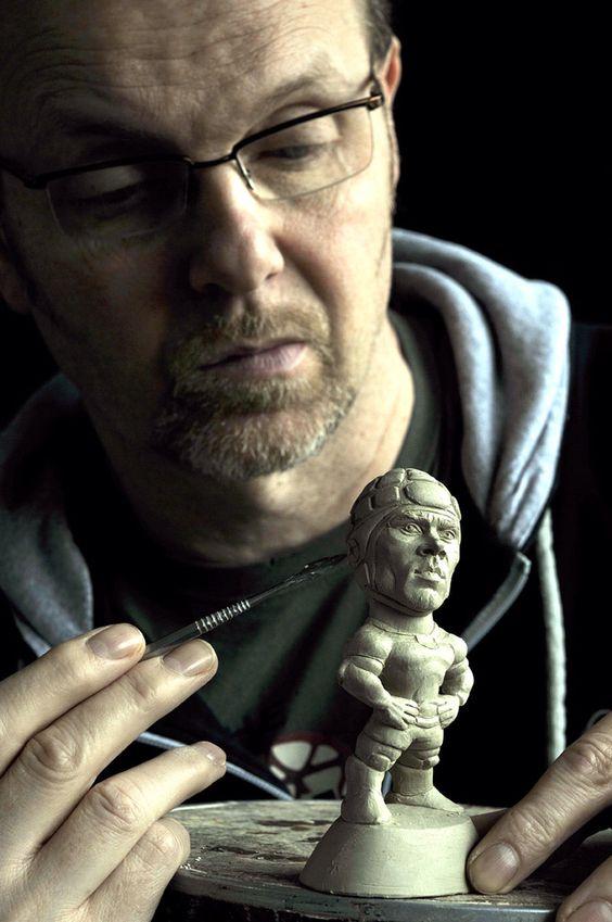 Leigh Halfpenny Mini Grogg