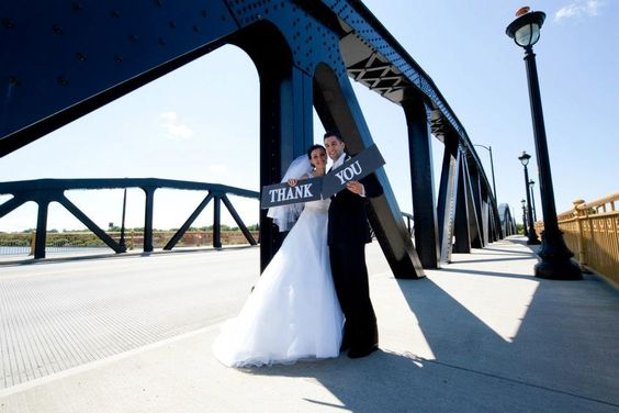 Thank You Photo Under Bridge | Pauleenanne Design | Ultimate Images Photography