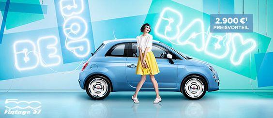 Fiat Angebote - Fiat 500