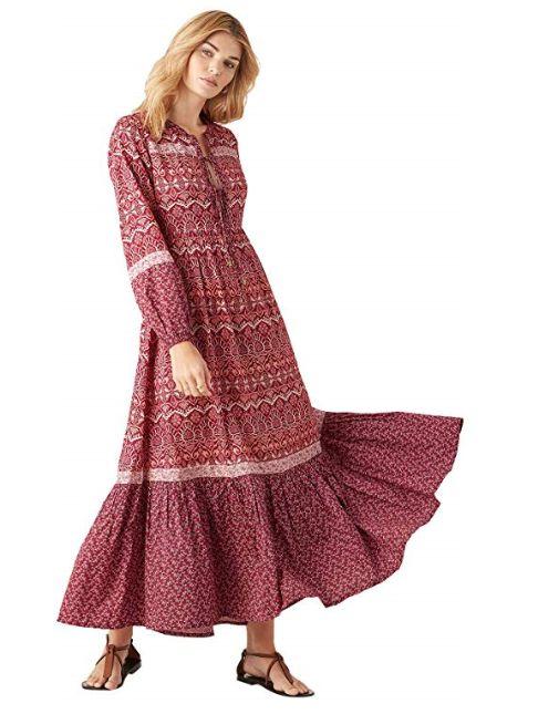 Tigerlily Women S Nivi Maxi Dress Maxi Dress Dresses Fashion