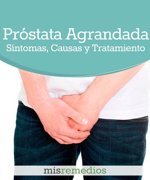 primeros sintomas de prostata agrandada