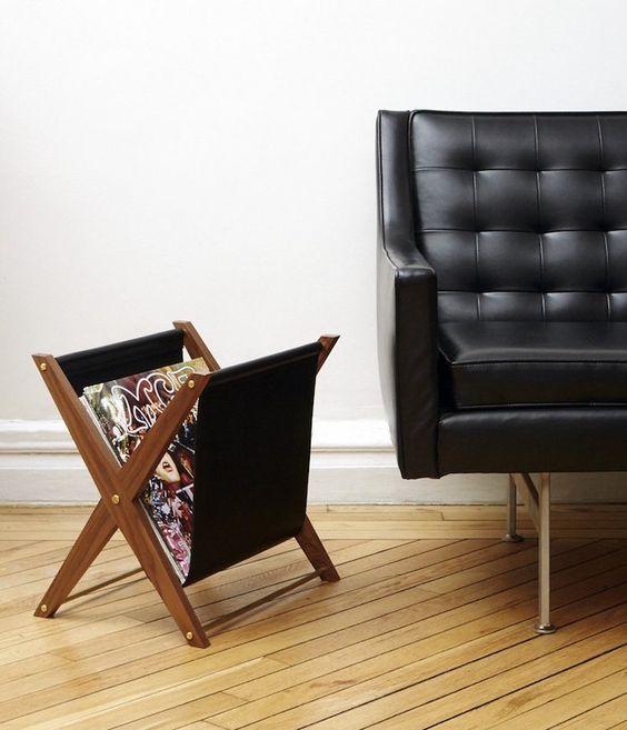 meuble vinyle : Le range vinyle par Atocha Design