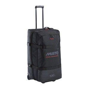 Musto Essential Clam Case Segeltrolley 100l schwarz