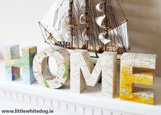 Little-White-Dog-HOME-3D-letters-made-from-maps.jpg 1,795×1,287 pixels