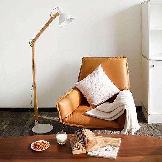 Affiliatelink Tomons Leselampe Im Klassichen Holz Design Schreibtischlampe Tischleuchte Verstellbare Schreibt Mit Bildern Schreibtischlampe Tischleuchte Led Leselampe