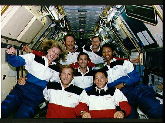 space shuttle endeavour 1992 - photo #9