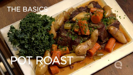 "PRESSURE COOKER ""POT ROAST""!!!  - The Basics... ""How To"" Yummy Recipe Video Made By: QVC's  #BlueJeanChef !!!  =)  ~XOX"