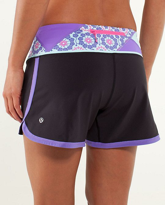 Groovy Run Short. Seriously The Best Athletic Shorts Ever