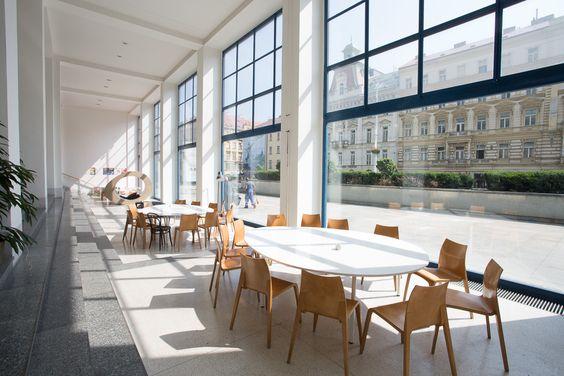 Café Jedna - Veletržní palác