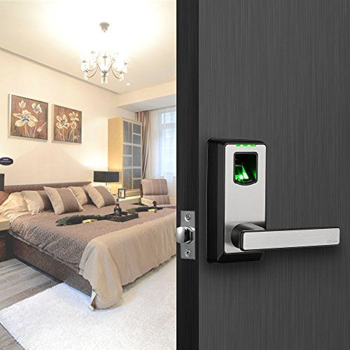 When You Re At Work Watching The Clock Where S The One Place In The World You Wish You Could Be Y Bedroom Gadgets Interior Design Bedroom Biometric Door Lock