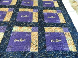 Blog - Pantograph vs. free motion quilting