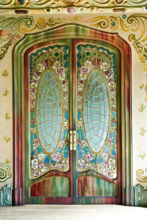 Casa Comalat ~ Barcelona, Spain: