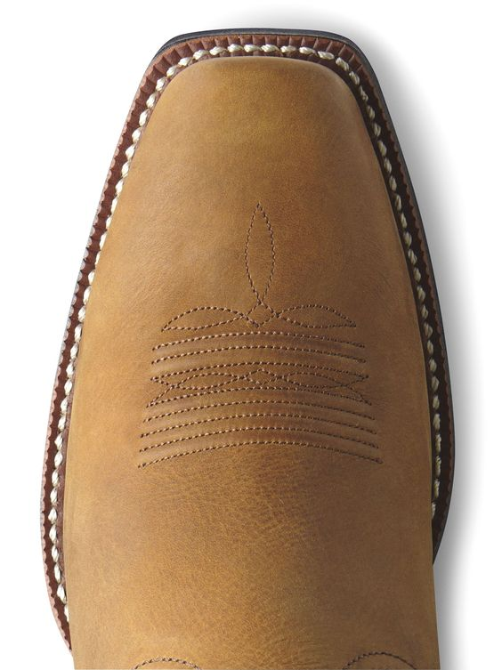 Images For > Square Toe Cowboy Boots For Men