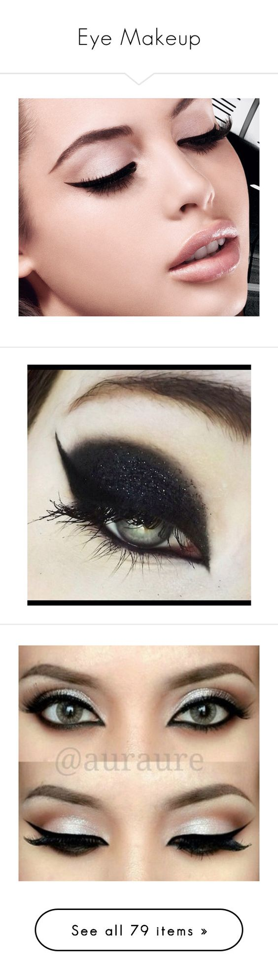 Eye Makeup by rainbright8 on Polyvore featuring polyvore, güzellik, Theia, Paul Mitchell, eyeshadow, beauty products, makeup, eye makeup, eyeliner, beauty, eyes, lips, liquid eye liner, liquid eyeliner, maybelline eye liner, liquid eye-liner, maybelline eyeliner, maquiagem, make, nails, makeup eyes, lip makeup, rainbow, arco, gryffindor, photos, backgrounds, filler, frozen, disney, pictures, mineral eyeshadow, mineral eye makeup, mineral eye shadow, eye shadow, bath & beauty, grey, makeup…