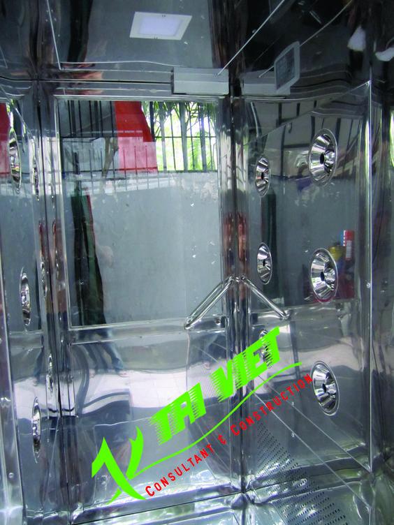 cung cấp thiết bị phòng sạch