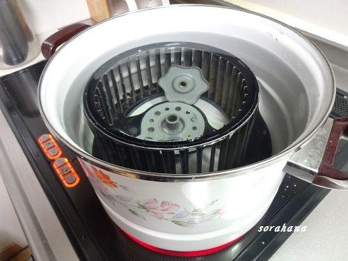 汚れ 置き つけ 重曹 換気扇 油