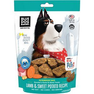 Blue Dog Bakery The Secret Life Of Pets 2 Rooster S Farm To Bowl Treats Lamb Sweet Potato Recipe D Dog Training Treats Dog Treats Dog Bakery