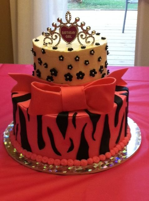 Birthday cakes 15th birthday and birthdays on pinterest for 15th birthday party decoration ideas