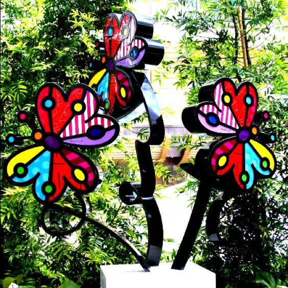 borboletas de romero britoBritto