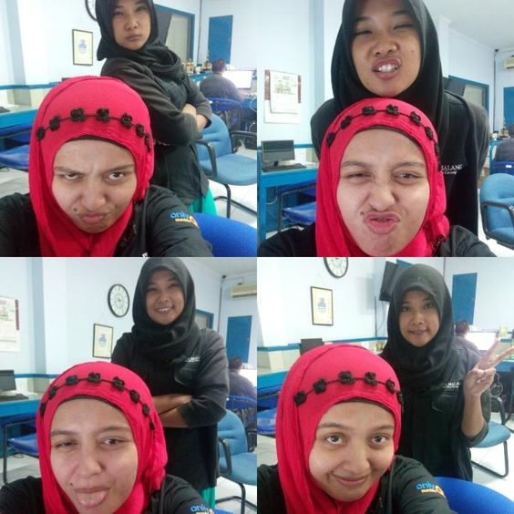crazy with her...