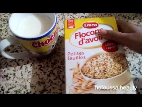 الشوفان و طريقة تحضير سهلة تساعد على انقاص الوزن Chauvin Sweet Youtube Oatmeal Breakfast Food