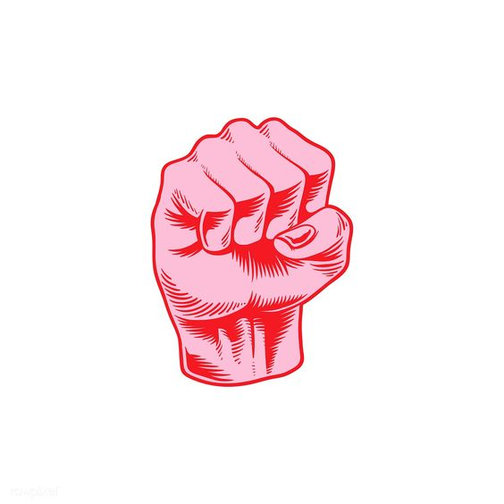 Illustration of power fist icon | premium image by rawpixel.com / Tvzsu