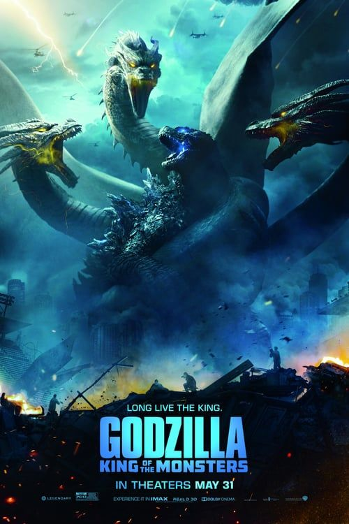 Cb01 Godzilla King Of The Monsters Film Completo Online