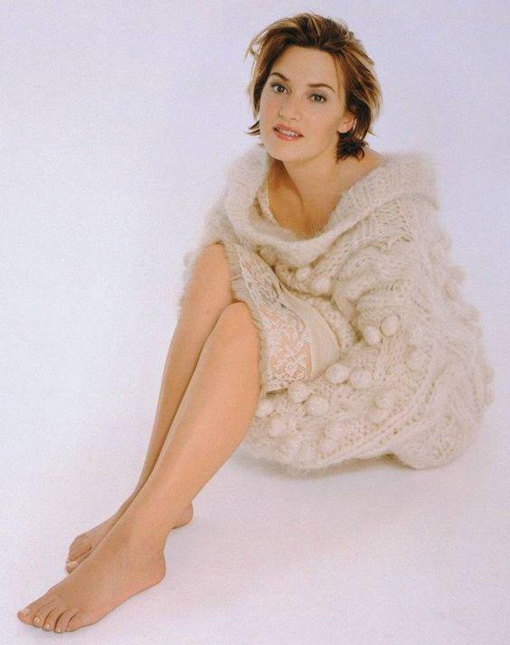 Kate Winslet Feet   .....