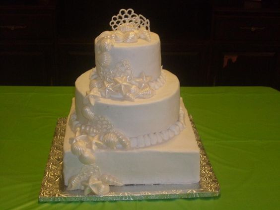 3 tier wedding cake 12 9 6 the world s catalog of ideas 10277