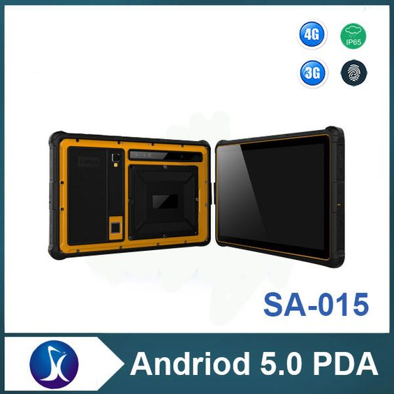 Fingerprint Scanner Tablet PC,8.0 inch Touch HD Screen ,with 500 W Pixels camera and Andriod5.0 or Windows8.1 Two Operating System Optional.