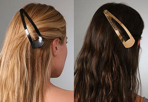24Pcs Glitter Hair Clips Bobby Pins Accessories Wavy Hairpins Metal Barrettes A9