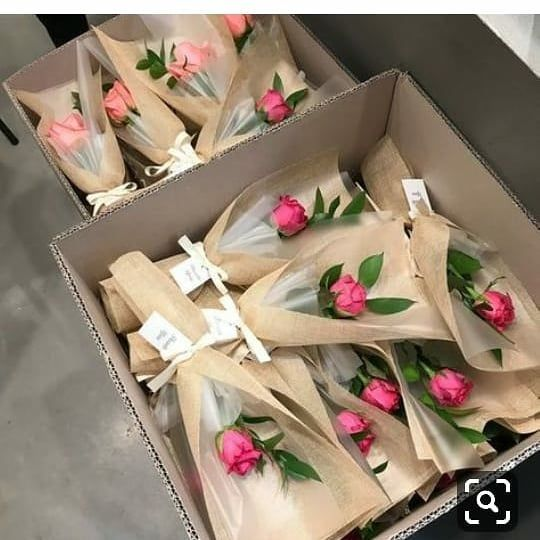 New The 10 Best Crafts Today With Pictures لعرايس صيف2019 توزيعات مميزة وافكار جديدة وغير تقليدية وباسع How To Wrap Flowers Flower Gift Flower Packaging