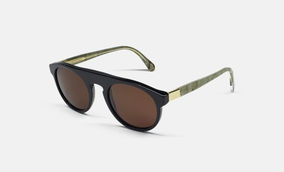 Super - Racer Onice Verde Sunglasses