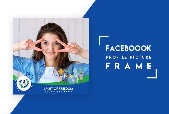 Facebook Frame Design Your Facebook Profile Picture Frame In H By Hardikgondhiya Profile Picture Facebook Frame Facebook Profile Picture