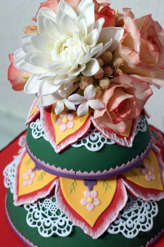 sugarcraft cake