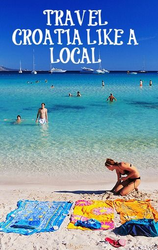Travel Croatia like a local with us. Our Croatia Travel Blog is free and full of great advice.