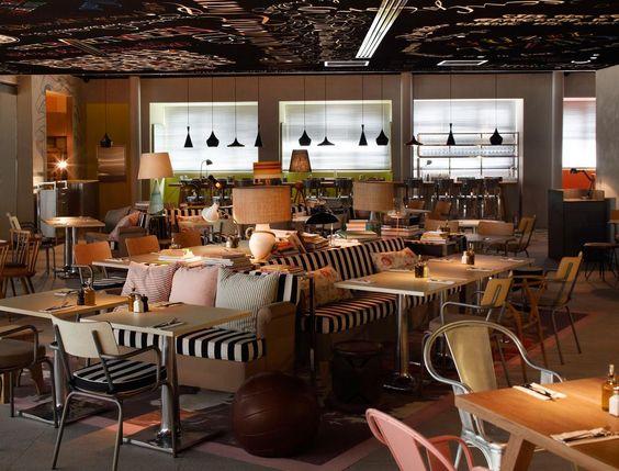 Philippe Starck designed hotel: Mama Shelter Istanbul